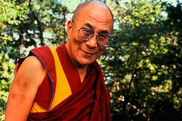 The Dalai-Lama unveils the Secret to Sexuality
