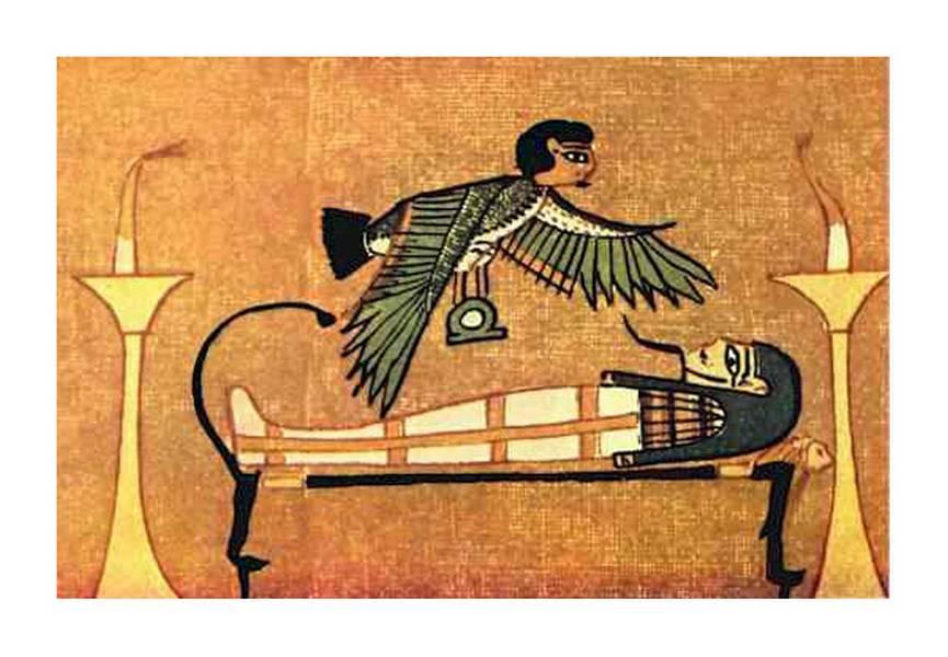 ка и ба у египтян последних моделях такого
