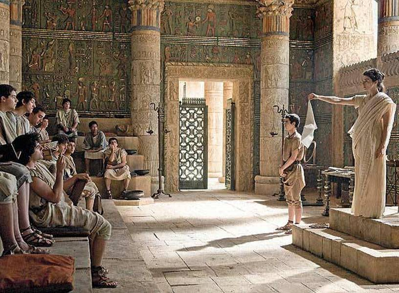 the story of hypatia in the ancient greece Find out more about the history of greek mythology, including videos, interesting articles, pictures, historical features and more get all the facts on historycom.