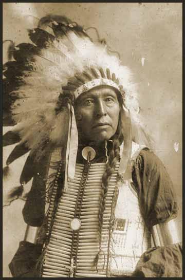 Chef Seattle - Amérindiens