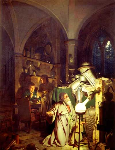 Alchemy - Brief History of Alchemy in the West | Ancient