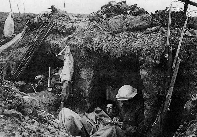 Trench warfare in wwi essay - Ww1 Trench Warfare